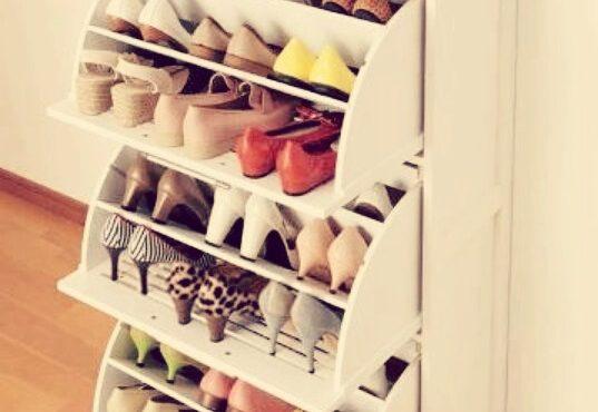 Bree Van de Kamp challenge : les chaussures