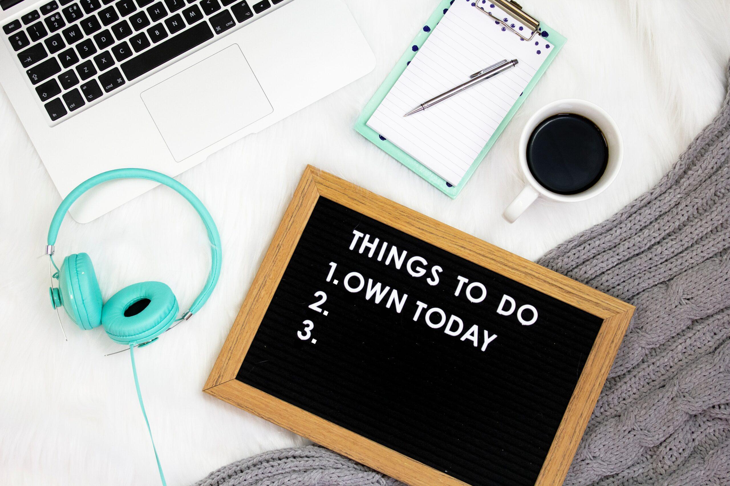 Petite liste des choses à faire à deux avant de trépasser