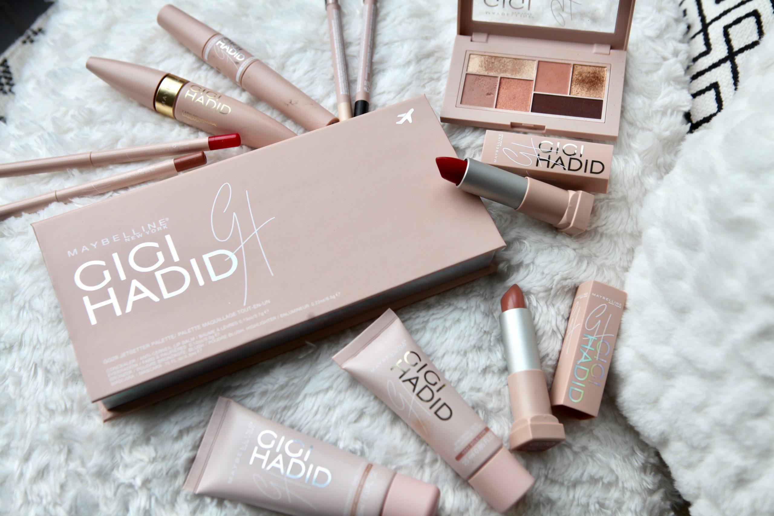 Gigi Hadid Collection Maybelline