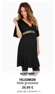 Robe de grossesse pour soirée