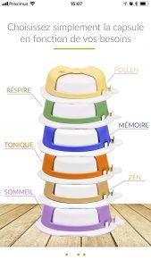 aromacare capsules