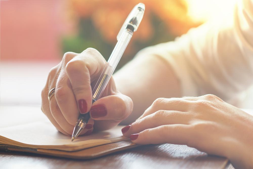 Un article expliquant un exercice pour être plus heureux