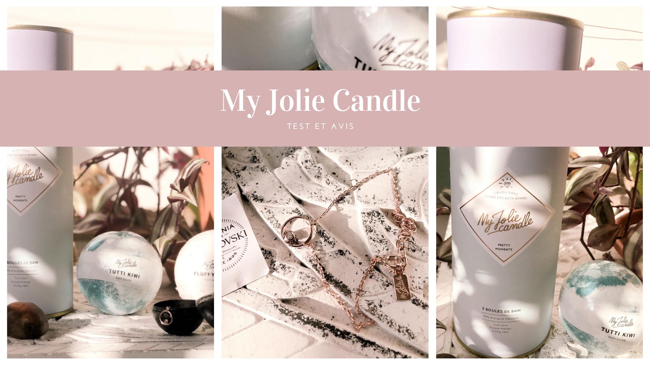 my jolie candle - avis