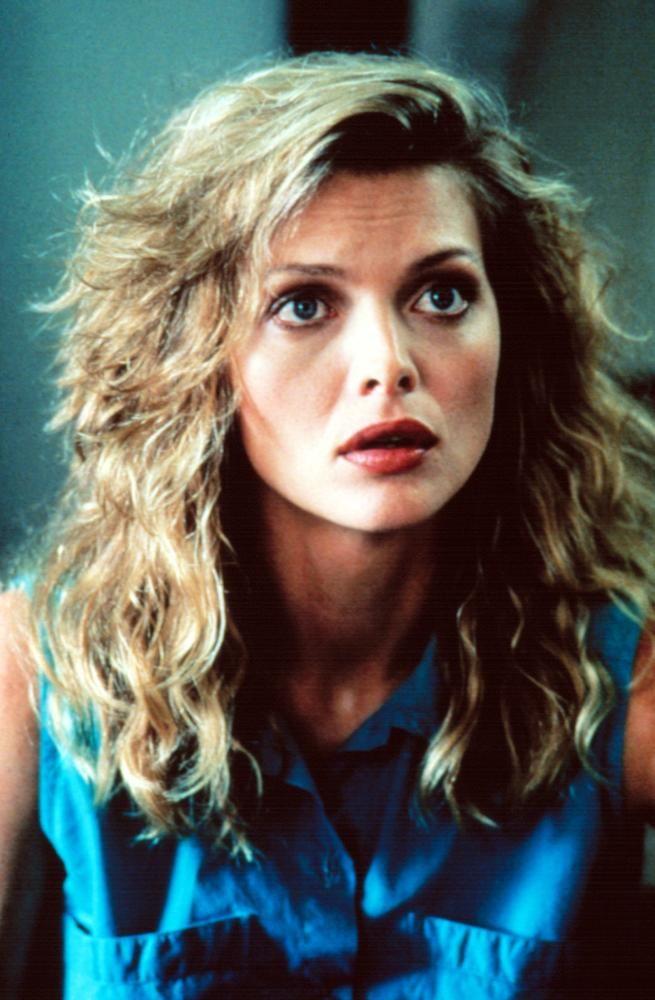 Michèle Pfeiffer dans les sorcières d'Eastwick