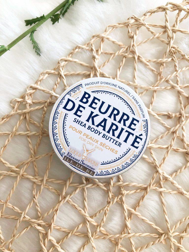 Le beurre de Karité de Loix & Savons