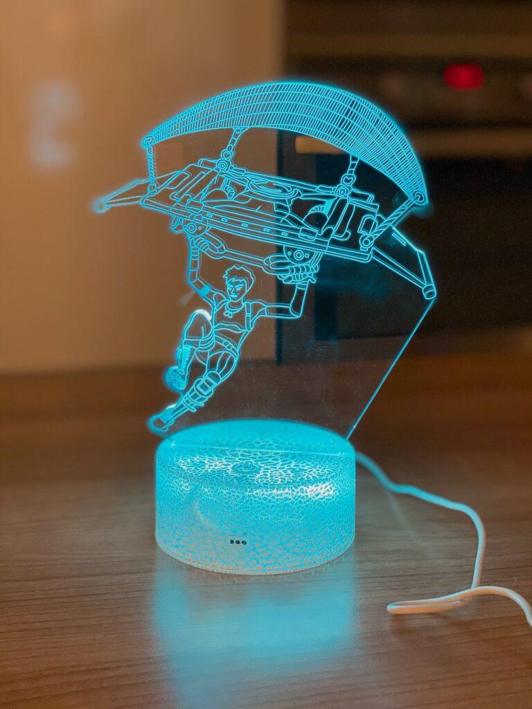 lampe 3D fortnite