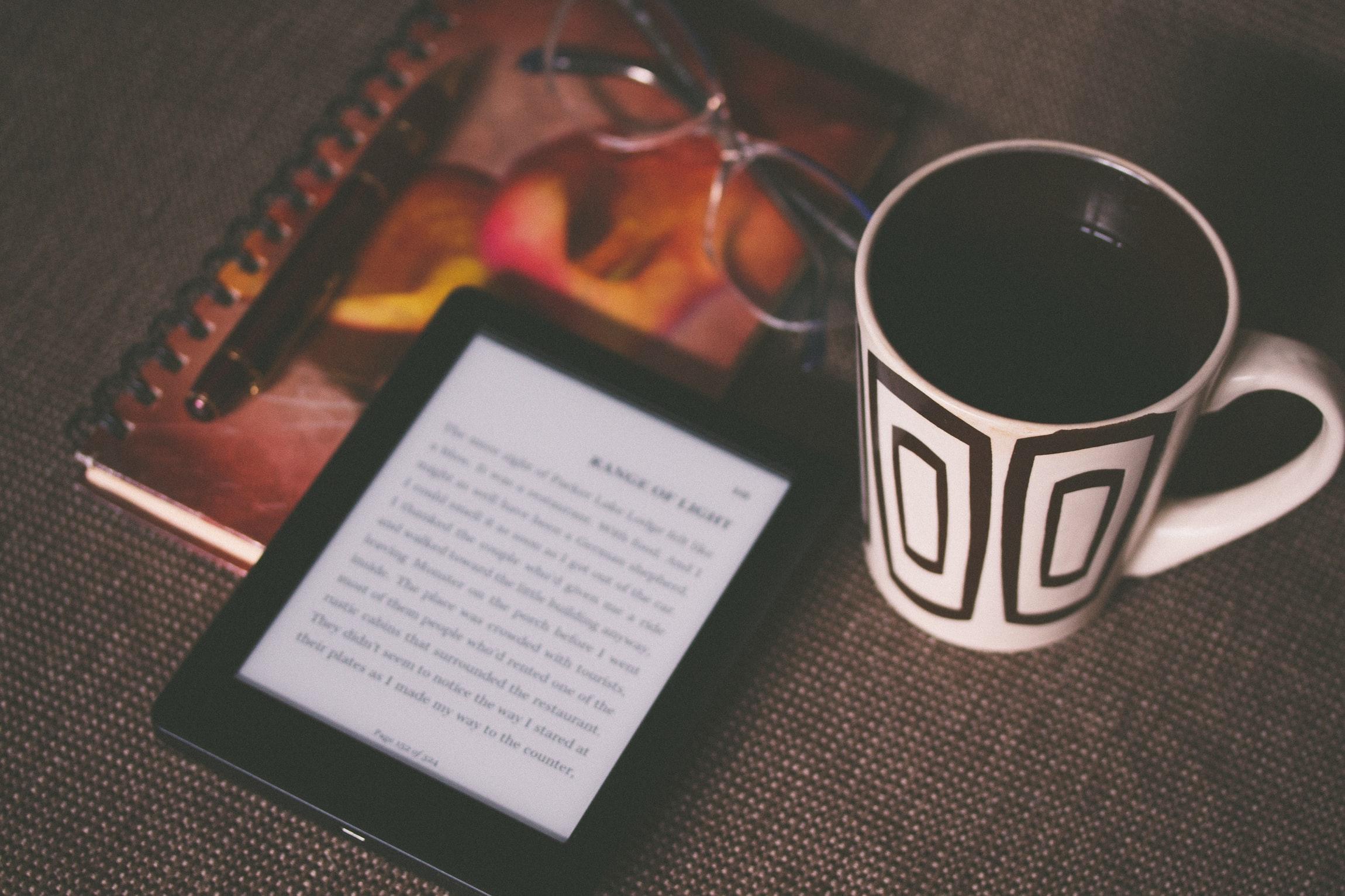 Kindle, mon amour par Imparfaites