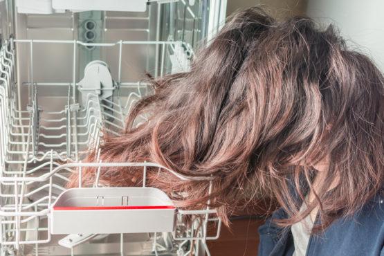Cheveux gras, les solutions par Imparfaites