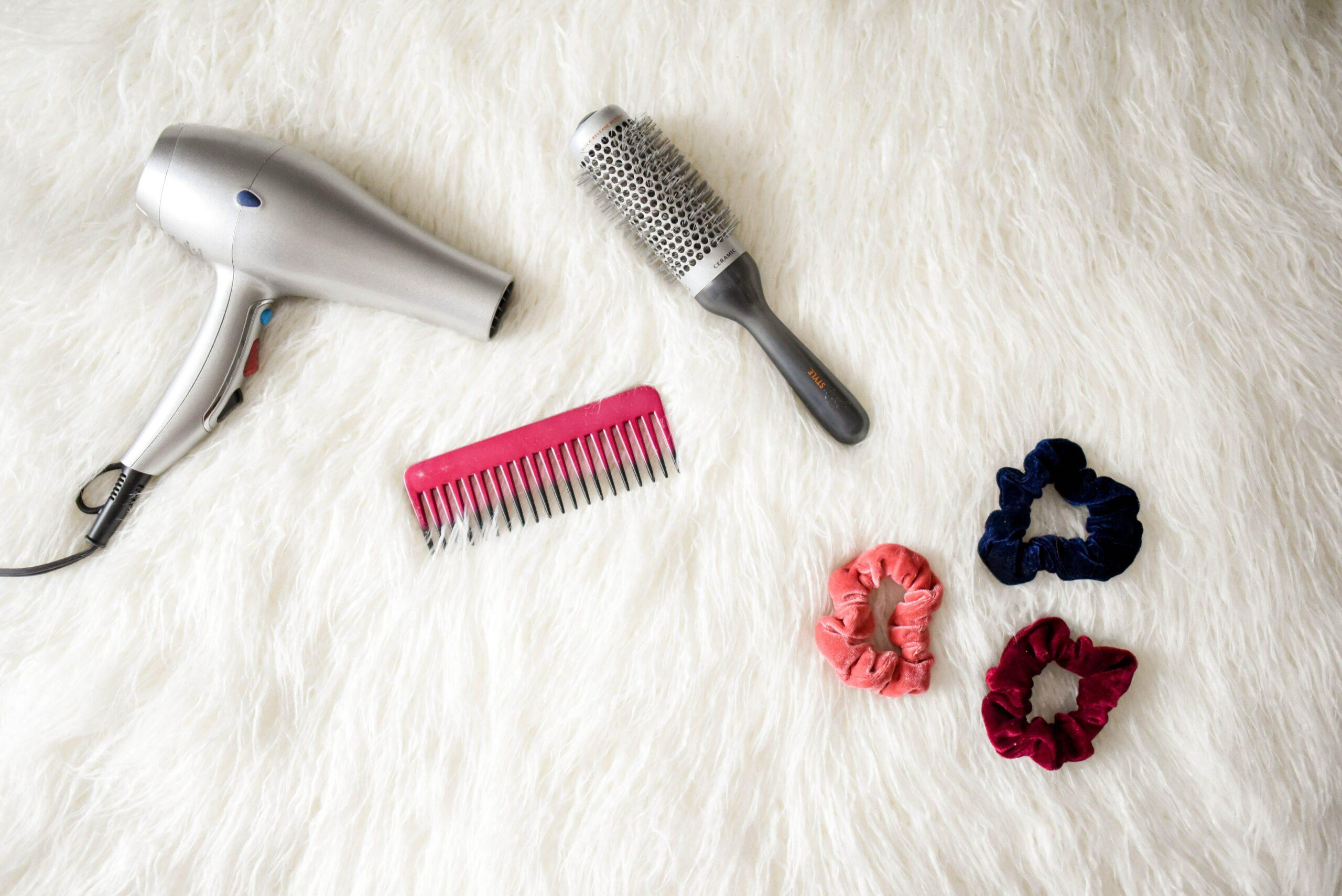 Tuto coiffure : chignon minute