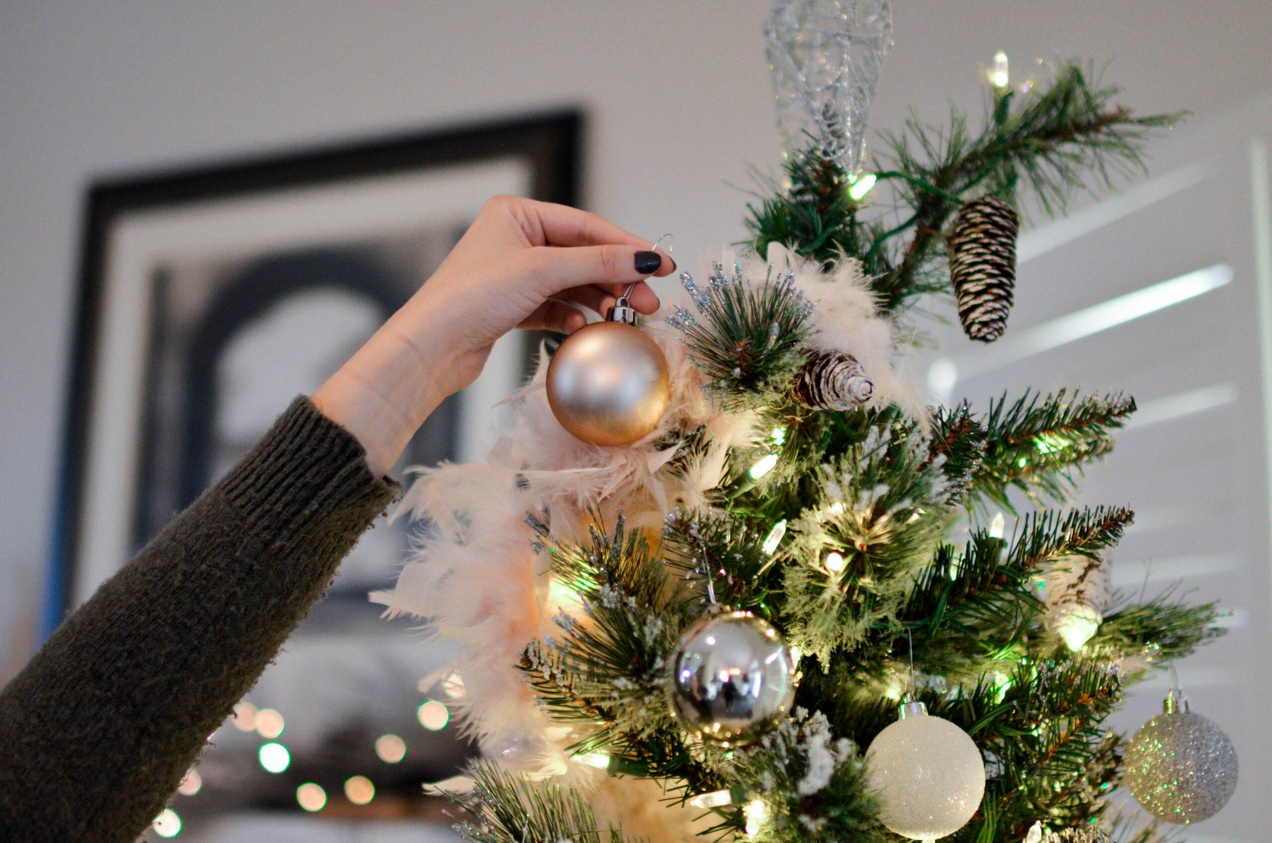 The Bree Van de Kamp Challenge : semaine 17 : les décorations de Noël par Imparfaites