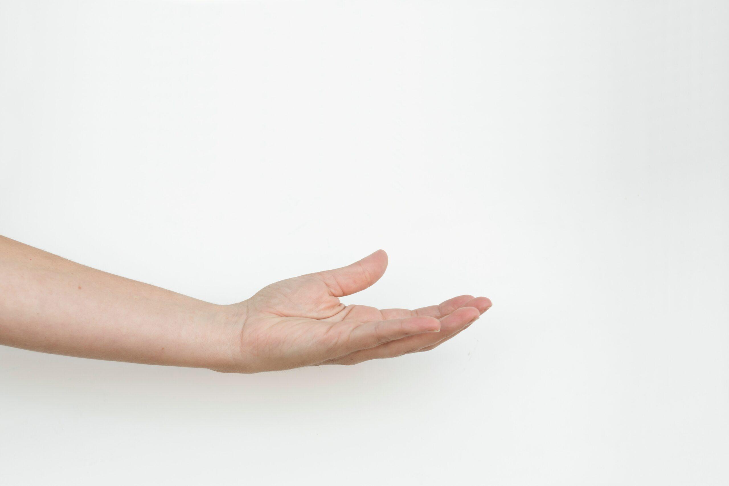 le bras de trop