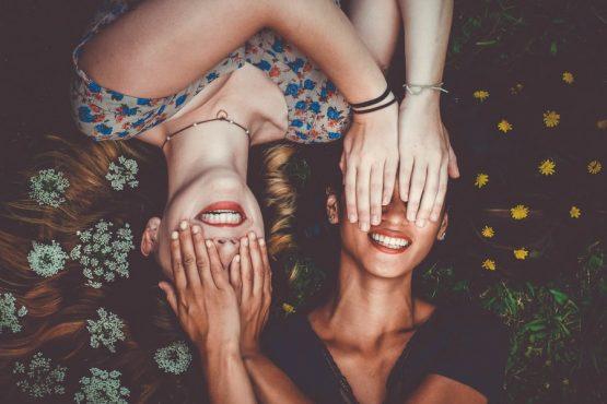 Vivre entre filles, c'est mieux. Par Imparfaites
