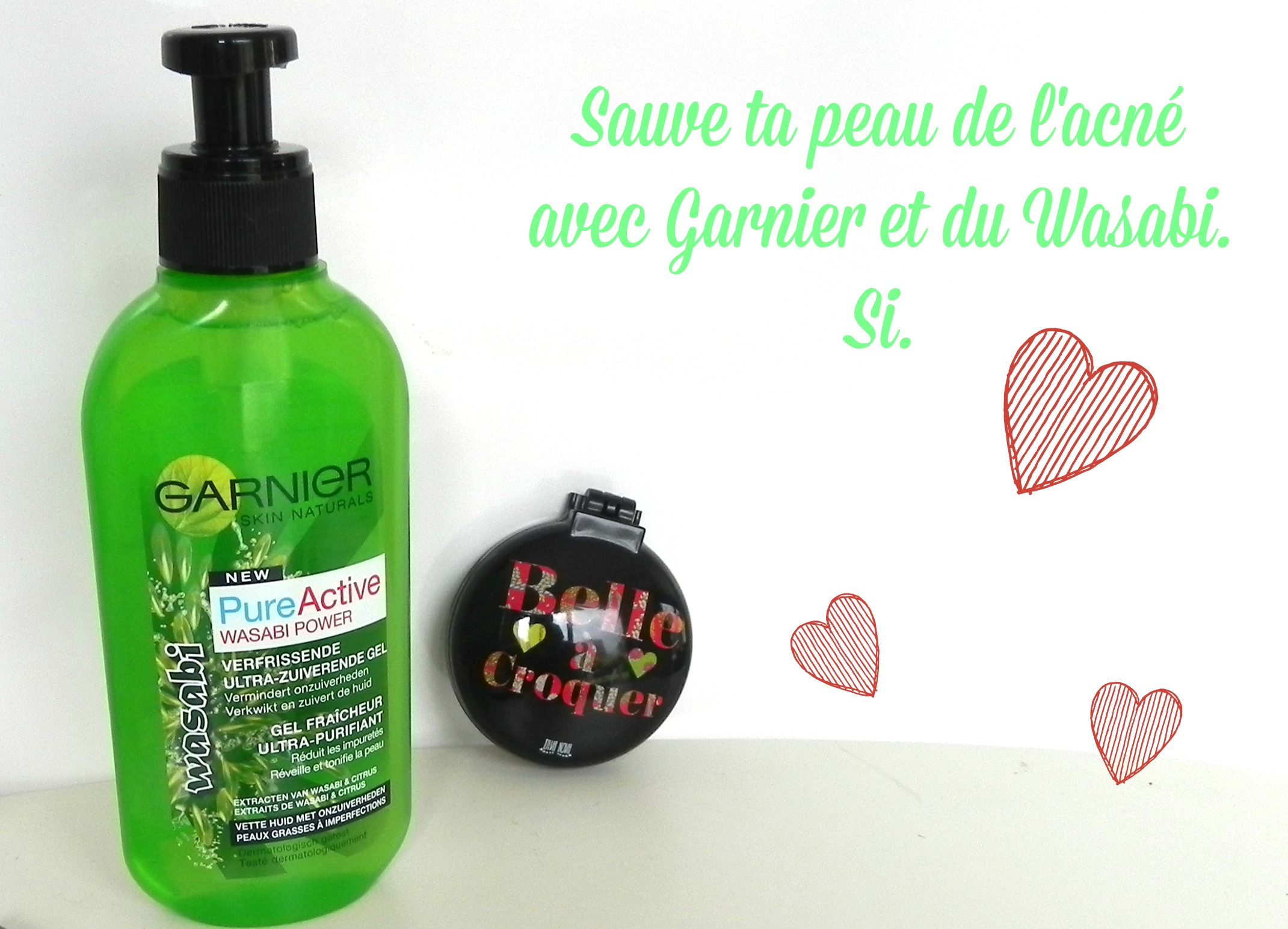 Garnier Pure Active Wasabi Power