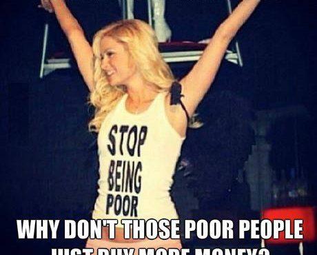 Paris Hilton est une nana comme les autres